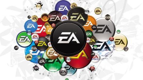 EA logos