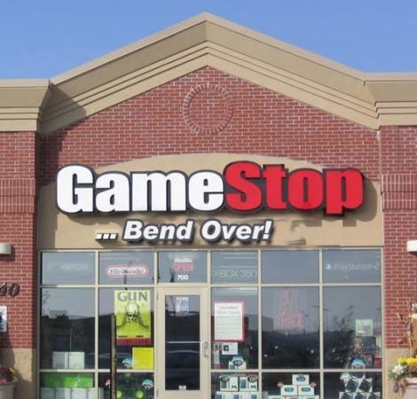 gamestop bend over